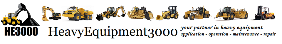 Heavy Equipment Services by HE3000